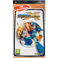 MEGAMAN MAVERICK HUNTER ESSENTIALS PSP