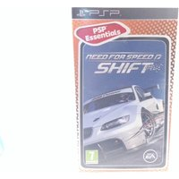 NEED FOR SPEED SHIFT ESSENTIALS PSP