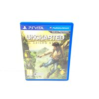UNCHARTED:GOLDEN ABYSS PSVITA