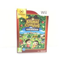 ANIMAL CROSSING LETS GO TO THE CITY SELECTS WII