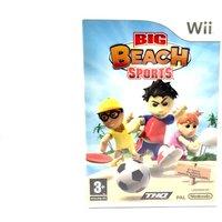 BIG BEACH SPORTS WII