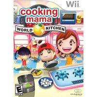 COOKING MAMA 2 WORLD KITCHEN WII