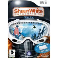 SHAUN WHITE SNOWBOARDING ROAD TRIP WII