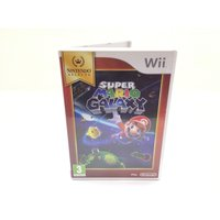 SUPER MARIO GALAXY SELECTS WII