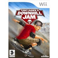 TONY HAWKS DOWNHILL JAM WII VERSION REINO UNIDO