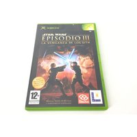 STAR WARS EP3 REVENGE OF THE SITH XBOX