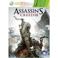 ASSASSINS CREED III X360
