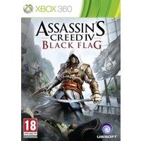 ASSASSINS CREED IV BLACK FLAG X360