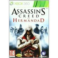 ASSASSINS CREED LA HERMANDAD X360