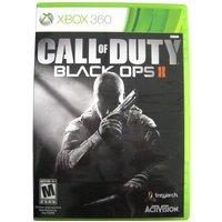 CALL OF DUTY BLACK OPS II X360