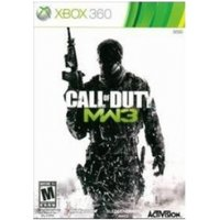 CALL OF DUTY MODERN WARFARE 3 X360