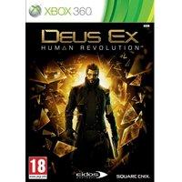 DEUS EX HUMAN REVOLUTION X360