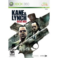 KANE & LYNCH DEAD MEN X360