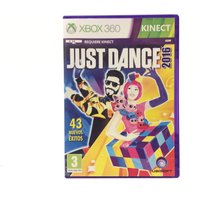 KINECT JUST DANCE 2016 X360