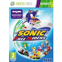KINECT SONIC FREE RIDERS X360