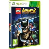 LEGO BATMAN 2 DC SUPERHEROES X360