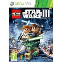 LEGO STAR WARS 3 X360