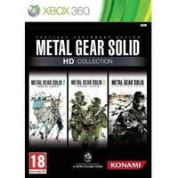 METAL GEAR SOLID HD COLLETION X360