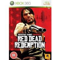 RED DEAD REDEMPTION X360