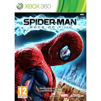SPIDERMAN EDGE OF TIME X360