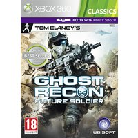 TOM CLANCYS GHOST RECON FUTURE SOLDIER CLASSISC X360