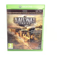RAILWAY EMPIRE LIMITED DAY ONE EDITION XBOXONE