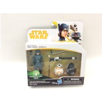 JUGUETE CINE Y TV HASBRO STAR WARS THE LAST JEDI FORCE LINK 2.0 ROSE (FIRST ORDER DISGUISE), BB