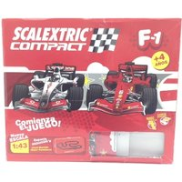 KIT PISTA Y COCHES SLOT SCALEXTRIC SCALEXTREC COMPACT