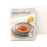 LIBRO COCINA THERMOMIX MENOS DE 400 KCAL