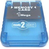 MEMORY CARD PS1 READY 2 PLAY 1MEGA