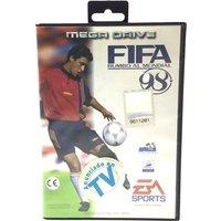 OBJETOS INSOLITOS FIFA MUNDIAL 1998
