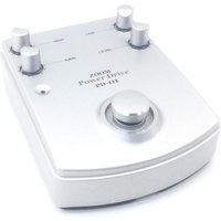 PEDAL EFECTOS ZOOM PD01 POWER DRIVE OVERDRIVE BOOST