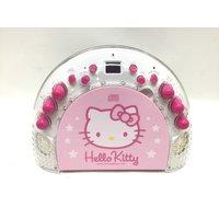 RADIO CD CASSETTE HELLO KITTY GPH01874