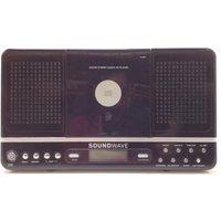 RADIO CD CASSETTE SOUNDWAVE GBL