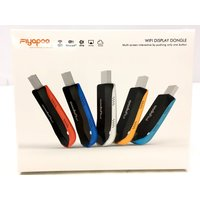 REPRODUCTOR INTERNET FIYAPOO WIFI DISPLAY DONGLE 1080P WIRELESS HDMI ADAPTADOR, DLNA