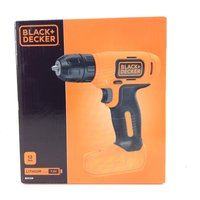 TALADRO A BATERIA BLACK AND DECKER BDCD18