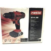 TALADRO A BATERIA RATIO AR144