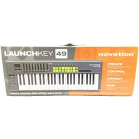 TECLADO ELECTRONICO NOVATION LAUNCHKEY 49