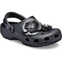 Crocs Classic Vivid Blooms Clogs Damen Black 37