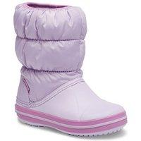 Crocs Winter Puff Boot Stiefel Kinder Lavender 32