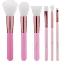 BH COSMETICS | Mini Pink Perfection Brush Set | Goxip