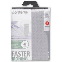 Brabantia Metalised Ironing Board Cover Cream