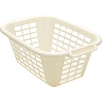 image-Addis Laundry Basket Cream