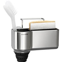 simplehuman Sink Caddy Silver