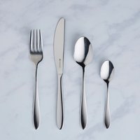 image-Viners Tabac 16 Piece Stainless Steel Cutlery Set Giftbox Silver