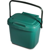 Addis 5 Litre Compost Caddy Green
