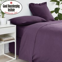 image-Non Iron Plain Flat Sheet Purple