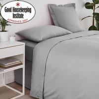 Non Iron Plain Flat Sheet Slate Grey