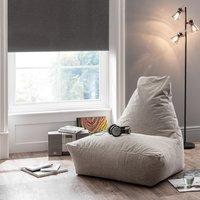 image-Bristol Grey Bean Bag Chair Grey