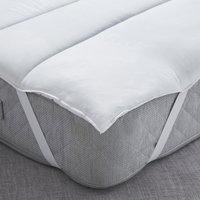 Fogarty superfull mattress topper white